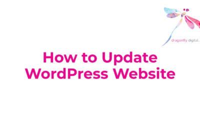 How to Update WordPress Website